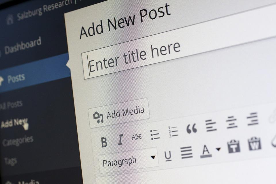 Hur du håller igång din blogg